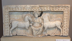 Epona, patroness of horses, was a Celtic goddess popular in many parts of Europe