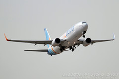 737-800 FLYDUBAI | DUBAI - DXB/OMDB (Ediney Ribeiro) Tags: sky plane airplane photography airport nice shot aircraft aviation air aeroporto airbus boeing avio runway spotting aviao airtransport embraer planespotting spotters airframe avies spotter aviationphotography jetphotos ediney aviationphoto fotodeavio edineyribeiro globalspotter fotografiadeavio