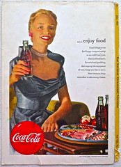 1952 - 1950s Vintage Coca Cola Advertisement From National Geographic Back Page 27 (Christian Montone) Tags: vintage ads advertising coke americana soda cocacola advertisements sodapop vintageads vintageadvert