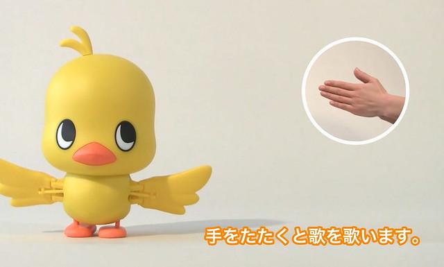 日清食品 應募 HIYOBO小雞吉祥物