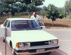 David Sherrel and Company Car (Gene Whitmer) Tags: david jeddah saudiarabia sherrell