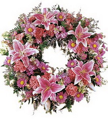 FTD Loving Remembrance Wreath (dobdeals.com) Tags: flowers wreaths eventsupplies