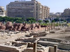 Alexandria 45 (mfnure31) Tags: alexandria mediterranean egypt romanamphitheatre