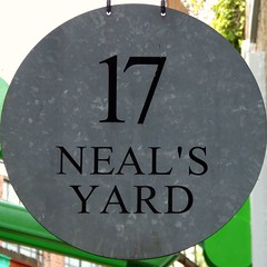 London, Neal's Yard Squircle (teresue) Tags: uk greatbritain england london unitedkingdom squaredcircle 17 squircle nealsyard seventeen 2013