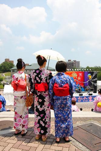 Yukata Festival 2009