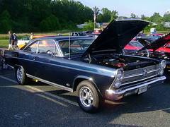 1966 Ford Fairlane 500XL (splattergraphics) Tags: ford 1966 fairlane customcar cruisenight 500xl abingdonmd lowescruise