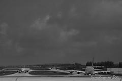 Airbus 380 de Air France (at right) (DanielGuarache) Tags: canon airbus boeing plain aviones arvo canonef24105mmf4lis canon5dmarkii arvorj85