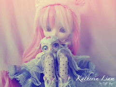 Teh-heh (light_shop) Tags: cute outfit rainbow doll handmade wig pullip lollipop kiyomi snowwhite obitsu dessita