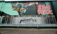 Vans the Omega (Frankhuizen Photography) Tags: street art netherlands beauty graffiti mural omega eindhoven arena hidden step area vans 51 area51 areafiftyone 2013 area51skatepark