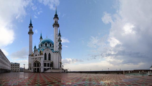 Kazan Kremlin / Qolşärif