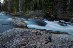 Steady Flow (oreonphotography) Tags: california park nature water river rocks long exposure merced national yosemite flowing