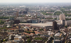 London, the view from the Shard (alh1) Tags: england london westminster londoneye places waterloo buckinghampalace theshard theviewfromshard