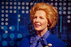 Margaret Thatcher (Taiga Studio) Tags: celebrity london figures sculptures margaretthatcher madametussauds waxworks 2013 theironlady