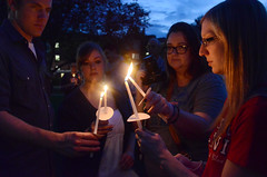 """9/11 Candlelight Vigil 7 • <a style=""""font-size:0.8em;"""" href=""""http://www.flickr.com/photos/52852784@N02/9731646641/"""" target=""""_blank"""">View on Flickr</a>"""