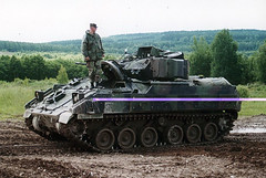 "M3A2 Bradley (7) • <a style=""font-size:0.8em;"" href=""http://www.flickr.com/photos/81723459@N04/9932602663/"" target=""_blank"">View on Flickr</a>"