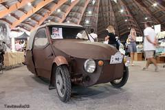 Velorex 16/350 1969 (tautaudu02) Tags: auto cars automobile 350 moto 16 avignon coches voitures velorex rétro 2013