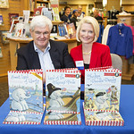 """<b>Callista Gingrich Book Signing_100513_0051</b><br/> Photo by Zachary S. Stottler Luther College '15<a href=""""http://farm8.static.flickr.com/7405/10181148176_bfe0ddd286_o.jpg"""" title=""""High res"""">∝</a>"""