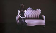 The shy debutante (g a b r i e l l e s w i n d l e h u r s t) Tags: woman shy sl secondlife virtual ballroom ionic debutante gizza slink ooostudio nondancing meshmafia vision:dark=0509 vision:outdoor=0635