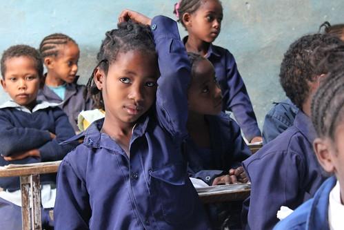 Tokuma Primary School. Addis Ababa, Ethiopia.