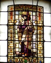 Lima Catedral  vidrieras Peru 07 (Rafael Gomez - http://micamara.es) Tags: peru del de y lima basilica catedral per vidrieras primada