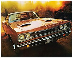 1969 Dodge Coronet Super Bee Hardtop  Factory Photo (Rickster G) Tags: white 1969 hat car ads se 1971 flyer muscle super scat literature 1966 bee pack 1967 70s dodge 1970 1968 hemi mopar 500 sales 1972 brochure ta coronet 440 1973 rt sixpack rallye dealer 426 whitehat superbee 383 bbody scatpack