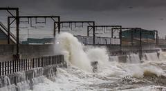 IMG_8843_adj (md93) Tags: winter storm train waves scotrail spray promenade rough saltcoats sandylands