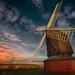 Brill Windmill Sunrise