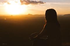 Iris (Iris.Chen) Tags: sunset people sri lanka plain sigiriya