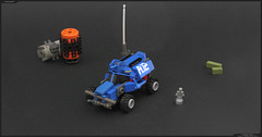 SPADE F.C.V. (Pierre E Fieschi) Tags: lego pierre inspired rover micro vehicle concept homeworld command forward microspace fieschi shipbreakers microscale microspacetopia vision:outdoor=0904
