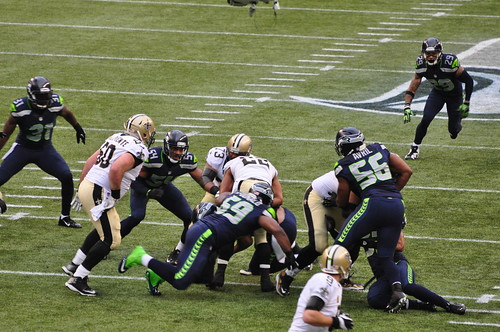 2013 Seahawks vs. Saints Divisional game