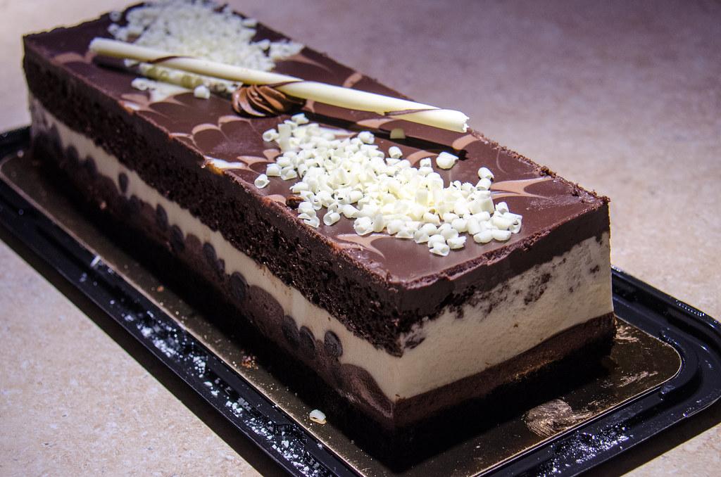 Costco Vanilla Mousse Cake