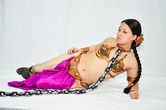 DSC_0223 (Studio5Graphics) Tags: hot sexy girl fun star starwars chains cool model nikon cosplay modeling wars cosplayer collar leia slave collared 2014