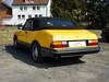 Saab 900 I ´86-´94 Akustik- Luxus- Verdeck Version mit Volvo- Glasheckscheibe - die aktuelle und endgültige Version des Saab-Verdeckes