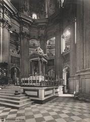Catedral de Mlaga. Altar mayor (Archivo Fotogrfico Municipal de Mlaga) Tags: catedral monumentos mlaga arquitecturareligiosa