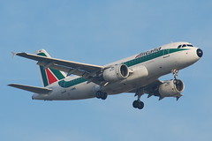 Airbus A319-100 Alitalia (AZA) I-BIMD - MSN 2074 - Named Isola di Capri (Luccio.errera) Tags: capri airbus di msn named alitalia isola 2074 aza a319100 ibimd
