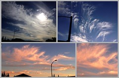 Scattered Cirrus Clouds Above The City (2-22-14) (54StorminWillyGJ54) Tags: california winter sky weather clouds skyscape skies atmosphere skyscapes heavens westcoast mothernature cloudscape meteorology greatoutdoors february2014