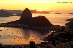 Amanhecendo no Rio de Janeiro (mariohowat) Tags: riodejaneiro sunrise natureza alvorada nascerdosol mirantedonamarta mygearandme mygearandmepremium mygearandmebronze mygearandmesilver mygearandmegold mygearandmeplatinum mygearandmediamond mirantesriodejaneiro