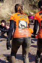 Saturday April 6th 2013. (David James Clelford Photography) Tags: ass legs bum 10k behind buttocks warwickshire derriere dirtygirl 10km wolfrun royalleamingtonspa femaleathletes wetgirl saturdayapril6th2013