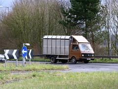 1995 VW LT50 (shagracer) Tags: vw truck volkswagen cattle lorry vehicle van volkswagon workhorse lt50