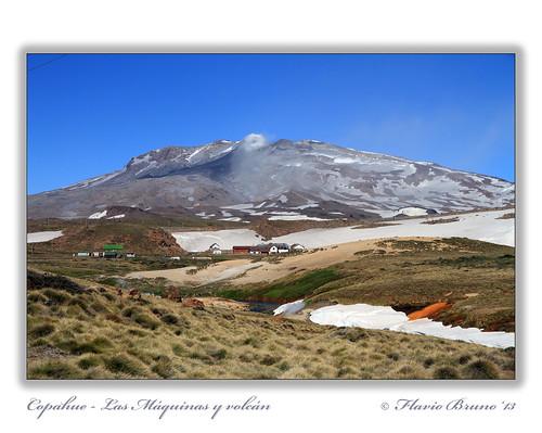 ARG-NQN-Las Máquinas y Volcán Copahue