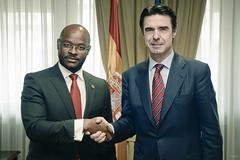 Reunión con el Ministro Soria
