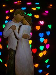 Love is magical.. (nepamr2) Tags: light people stilllife color love colors beautiful closeup hearts photography 50mm prime lights photo nikon couple colorful dof close unitedstates heart bokeh creative experiment depthoffield create nikkor50mmf18 nikkor figurine unfocused tabletop fifty willowtree nifty 50mm18 beutiful 50mmf18 nikkor50mm18 nikon50mm18 hbw bokehlicous happybokehwednesday d5300 bokelicous bokehholics dpsbokeh