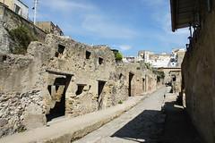 Ercolano, Italy, March 2014
