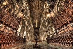Peterborough Cathedral HDR (Scott Cartwright Photography) Tags: old gothic historic salisbury hdr highdynamicrange salisburycathedral grungy peterboroughcathedral canon5dmkiii canon5dmk3 scottcartwrightphotography