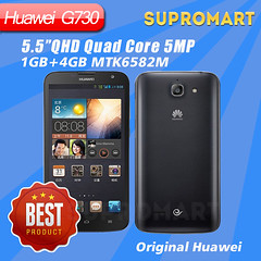 Original Huawei G730 Quad Core Mobile Cell (supromart58) Tags: camera original mobile phone cell dual 55 ips huawei g730 960x540px