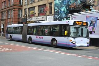 First Scania N94UA 12009.YN05GYG - Manchester
