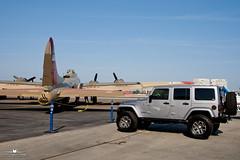 Collings Foundation-Lyons Air Museum (PhantomPhan1974 Photography) Tags: b17 boeing bombers sna b25 johnwayneairport b17g ksna northamericanaviaiton
