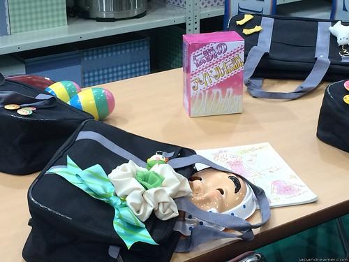 小鳥的包包,還有傳說中的「伝伝伝」!?