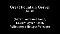 Great Fountain Geyser (4 June 2014) (HD) (James St. John) Tags: fountain great group basin yellowstone wyoming lower geyser greatfountaingeyser