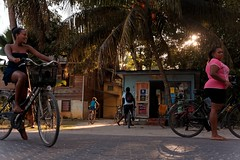 Life in La Digue (Andrea Cavallini (cavallotkd)) Tags: africa street bicycle afternoon andrea seychelles cavallini digue cavallotkd andreacavallini